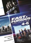 Fast And Furious Collection: 4-6 [3 Discs] (dvd) 5275126