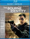 The Bourne Identity [includes Digital Copy] [ultraviolet] [blu-ray] 5275139