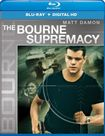 The Bourne Supremacy [includes Digital Copy] [ultraviolet] [blu-ray] 5275166