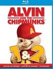 Alvin And The Chipmunks 1 & 2 [blu-ray] 5275384