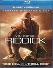 Riddick [ultraviolet] [includes Digital Copy] [blu-ray] 5275410