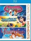 Anastasia/ferngully/thumbelina [blu-ray] 5275444