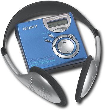 Sony Net MD Walkman Recorder...
