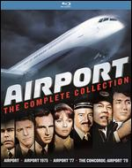 Airport: The Complete Collection (blu-ray Disc) (4 Disc) (boxed Set) 5276801