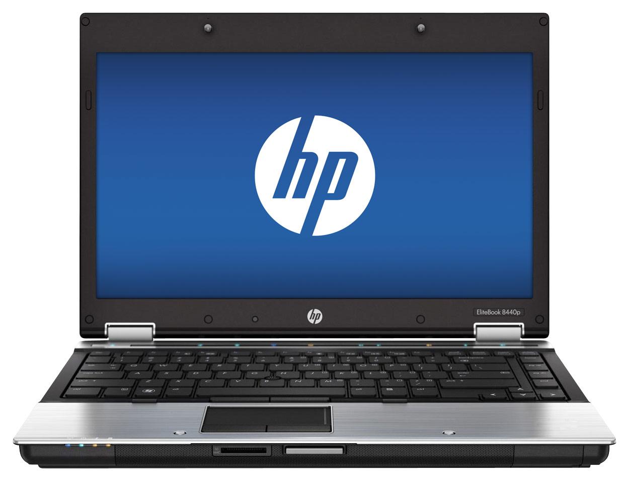 HP - EliteBook 14.1 Refurbished Laptop - Intel Core i5 - 4GB Memory - 160GB Hard Drive - Gray/Silver