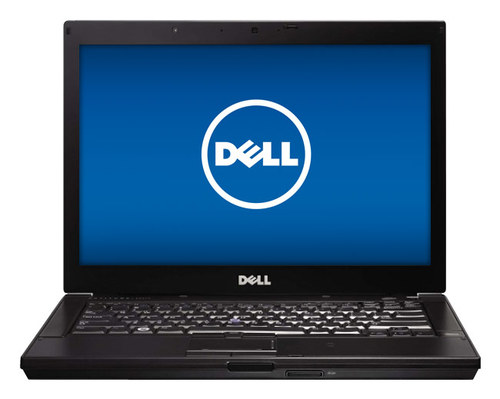 Dell - Latitude 14.1 Refurbished Laptop - Intel Core i5 - 4GB Memory - 160GB Hard Drive - Black/Silver