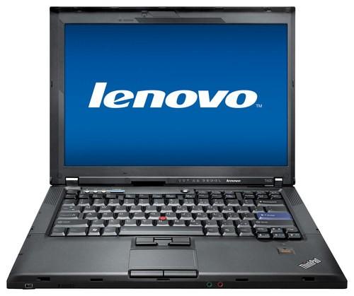Lenovo - ThinkPad 14.1 Refurbished Laptop - Intel Core2 Duo - 2GB Memory - 160GB Hard Drive - Black