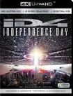Independence Day [20th Anniversary] [4k Ultra Hd Blu-ray/blu-ray] 5280022