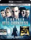 Star Trek Into Darkness: With Movie Reward [4k Ultra Hd Blu-ray/blu-ray] 5280914