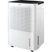 Gree - 50.1-pint Portable Dehumidifier - White 5281205