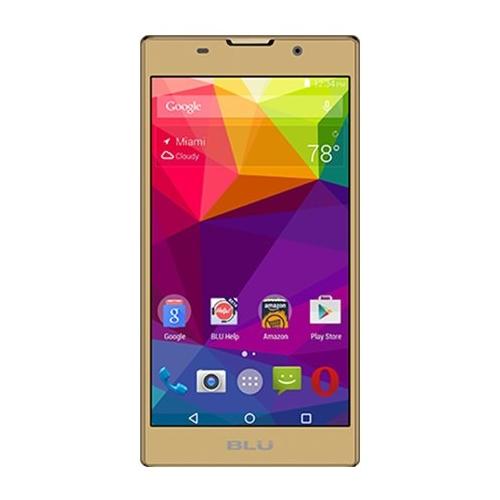 BLU Neo X Plus N090U with 8GB Memory Cell Phone (Unlocked) Gold N090U GOLD