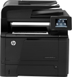 HP - LaserJet Pro MFP M425dn Black-and-White All-in-One Printer - Black