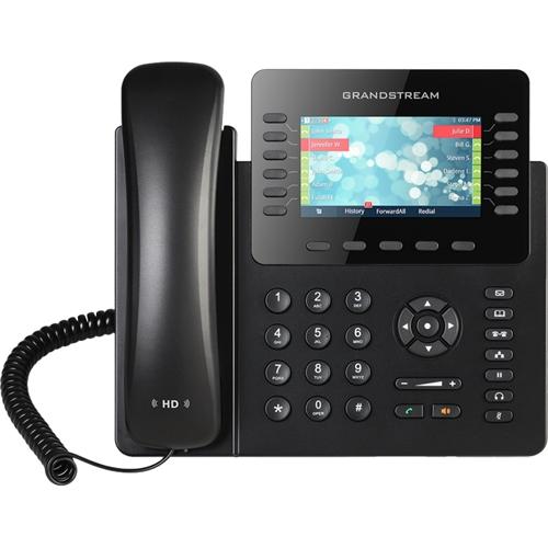 Grandstream - Gxp2170 Enterprise Hd Poe Ip Corded Phone