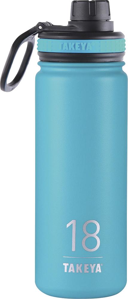 Takeya - 18oz. Stainless Steel Thermoflask - Ocean 5293001