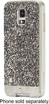 Case-Mate - Brilliance Case for Samsung Galaxy S 5 Cell Phones - Champagne