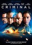 Criminal (dvd) 5294422