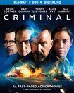 Criminal [blu-ray] [2 Discs] 5295504