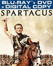 Spartacus [universal 100th Anniversary] [2 Discs] [includes Digital Copy] [blu-ray/dvd] 5297079