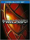 Spider-Man / Spider-Man 2 / Spider-Man 3 (4 Disc) (Blu-ray Disc)