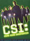Csi: Crime Scene Investigation - The Complete First Season [6 Discs] (dvd) 5300747