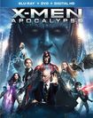 X-men: Apocalypse [blu-ray/dvd] 5303001
