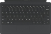 Microsoft - Power Cover Keyboard for Select Microsoft Surface Tablets - Charcoal
