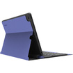 Kensington - KeyFolio Exact - Thin. Folio with Keyboard for iPad® Air - Eggplant