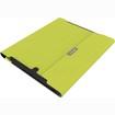 Kensington - KeyFolio Exact - Thin. Folio with Keyboard for iPad® Air - Chartreuse