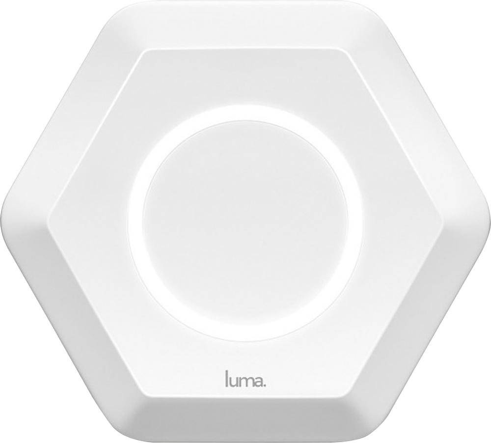 Luma Home - Luma Wireless-ac Dual-band Wi-fi Router - White