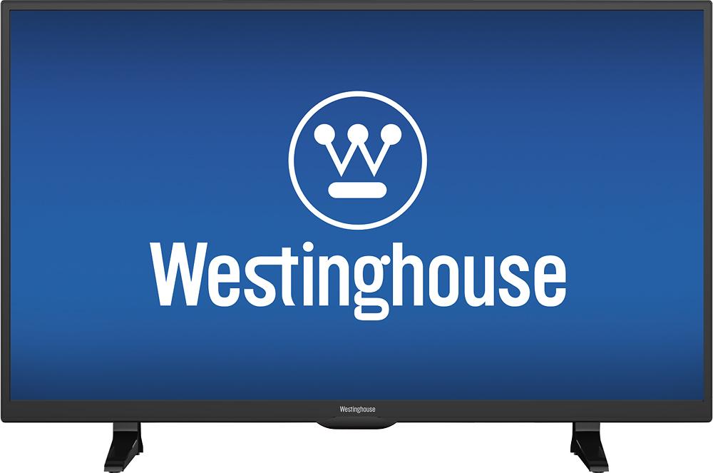 "Westinghouse - 40"" Class (39.5"" Diag.) - Led - 1080p - Smart - Hdtv - Black"