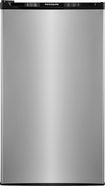 Frigidaire - 3.3 Cu. Ft. Compact Refrigerator - Stainless-Steel