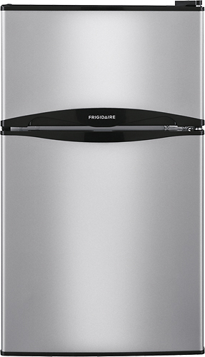 Frigidaire - 4.5 Cu. Ft. Frost-Free Compact Refrigerator - Black