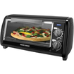 Black & Decker - Toaster Oven - Black