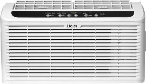 Haier - 6,050 BTU Window Air Conditioner - White