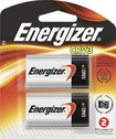 Energizer - CRV3 3-Volt Lithium Photo Battery (2-Pack)