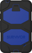 "Griffin Technology - Survivor Case for Samsung Galaxy Tab 4 7"" - Black/Blue"