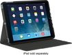 Logitech - Big Bang Case for Apple® iPad® Air - Forged Graphite