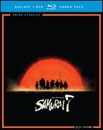 Samurai 7: The Complete Series - Anime Classics (Blu-ray Disc)