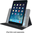 Logitech - Turnaround Case for Apple® iPad® mini and iPad mini with Retina display - Intense Black
