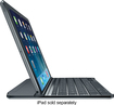 Logitech - Ultrathin Keyboard Cover for Apple® iPad® Air - Space Gray