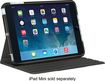 Logitech - Big Bang Case for Apple® iPad® mini and iPad mini with Retina display - Forged Graphite