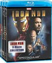 Iron Man: 3 Movie Collection [3 Discs] [blu-ray] 5326164