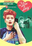 I Love Lucy: Season 1, Vol. 6 (dvd) 5326462