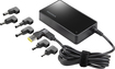 Insignia™ - 65W Charger for Select Ultrabooks - Black
