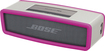 Bose® - SoundLink® Mini Bluetooth Speaker Soft Cover - Pink