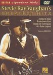 Guitar Signature Licks: Stevie Ray Vaughan's Greatest Hits Featuring Greg Koch [dvd] [2003] 5328512