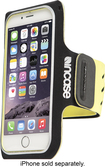 Incase - Sports Armband For Apple Iphone 6 And 6s - Black\/lumen
