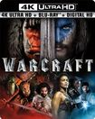 Warcraft [includes Digital Copy] [4k Ultra Hd Blu-ray/blu-ray] 5329028