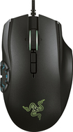 Razer - Naga Hex V2 Usb Laser Gaming Mouse - Black