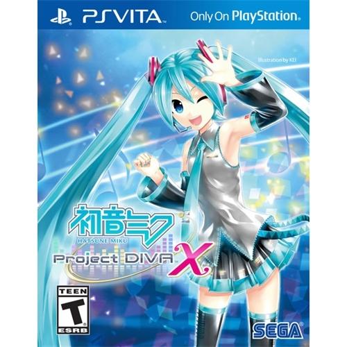 Hatsune Miku: Project Diva X - Ps Vita 5330400